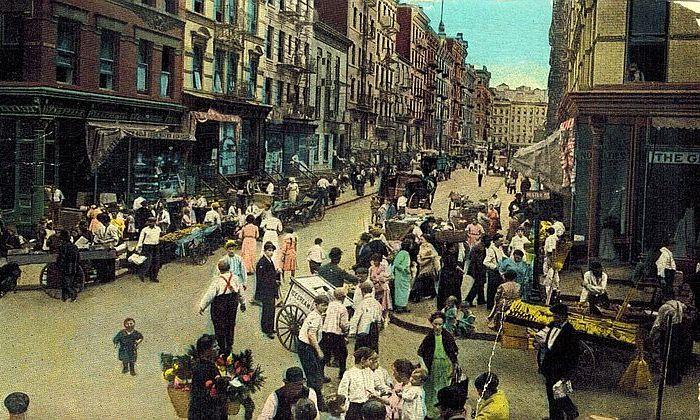 Lower East Side History Project Walking Tours