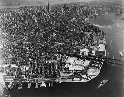 Corlears Hook: A Malarious Slum - Lower East Side History